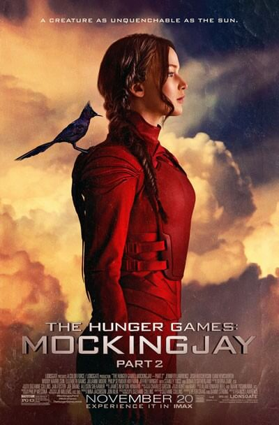 Hunger Games Mockingjay 2 Poster