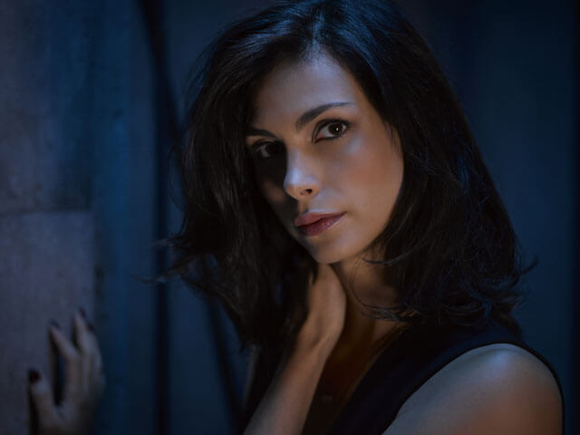 Morena Baccarin Interview - Gotham Season 2