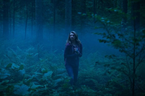 Natalie Dormer The Forest Movie Scene