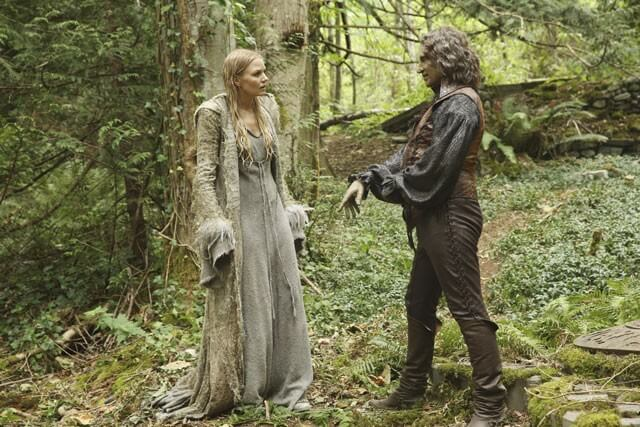 Jennifer Morrison, Robert Carlyle Once Upon a Time Photo