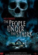 People Under the Stairs DVD Cover