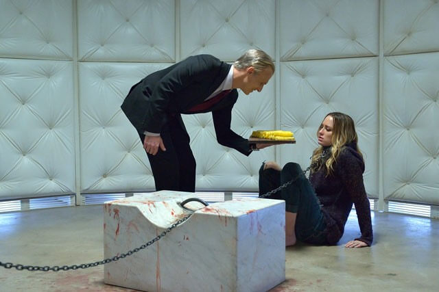 The Strain Richard Sammel and Ruta Gedmintas Photo