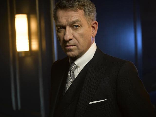 Sean Pertwee Interview - Gotham Season 2