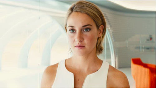 Shailene Woodley Allegiant Movie Photo