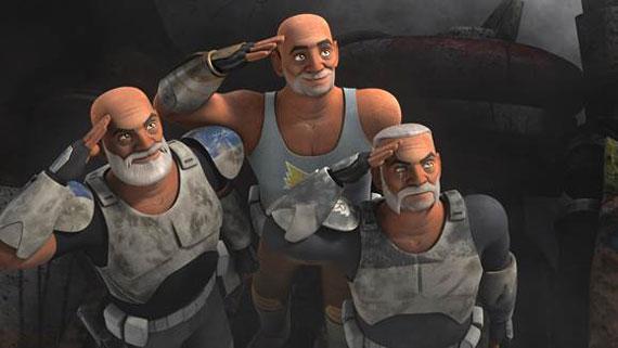 Star Wars Rebels Clones