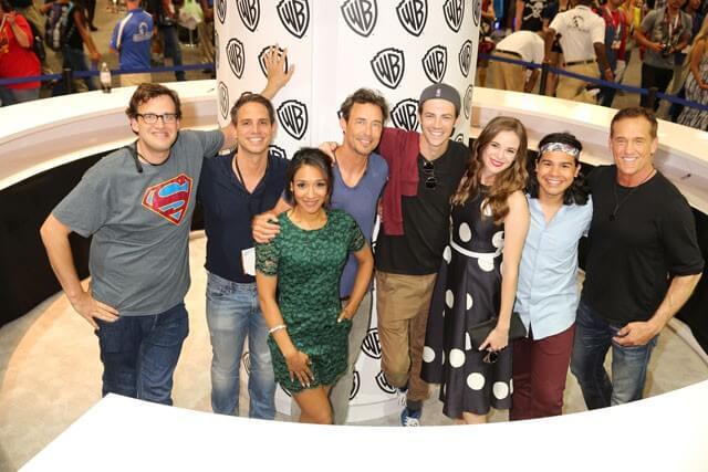 Andrew Kreisberg Interview - The Flash Season 2