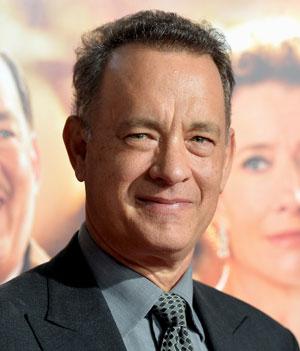 Tom Hanks Smiling Photo