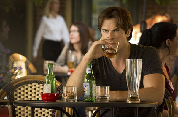 Ian Somerhalder Vampire Diaries Season 7 Photo