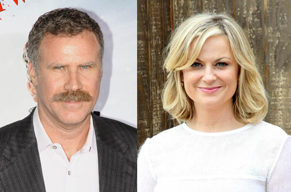 Will Ferrell and Amy Poehler Photo