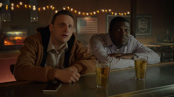 Detroiters Tim Robinson and Sam Richardson