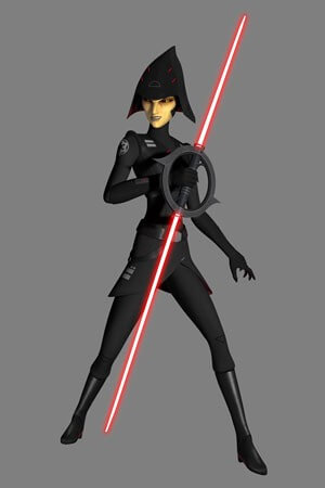 Seventh Sister Star Wars Rebels Character