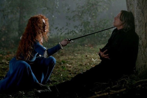 Once Upon a Time Amy Manson Robert Carlyle
