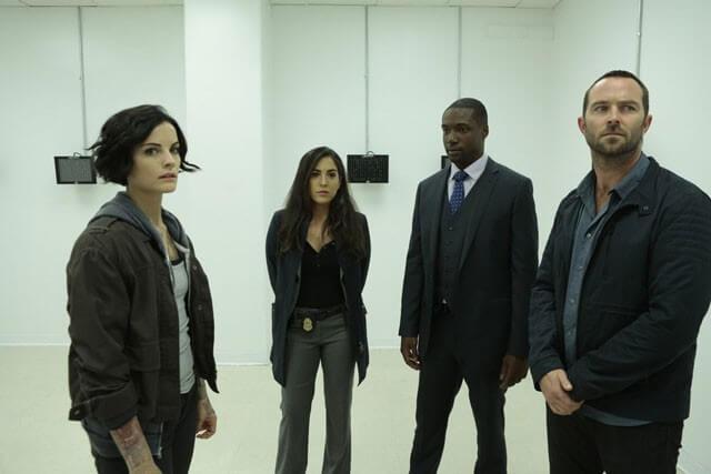 Blindspot Cast Photo
