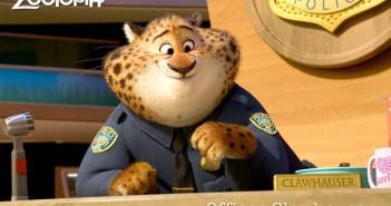 Zootopia Detective Benjamin Clawhauser