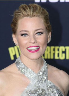 Elizabeth Banks Pitch Perfect 2 Red Carpet