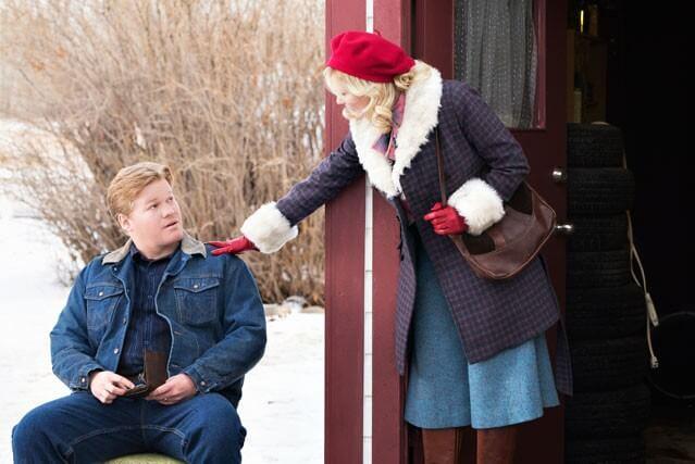 Fargo Season 2 Jesse Plemons and Kirsten Dunst