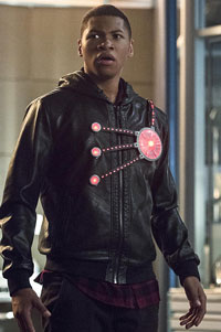 The Flash Franz Drameh