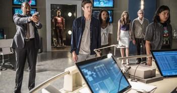 The Flash Season 2 Episode 1 Cast