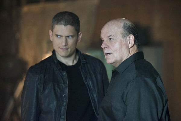 The Flash Wentworth Miller, Michael Ironside