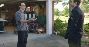 Halt and Catch Fire Scoot McNairy and Lee Pace