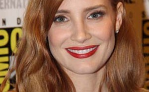 Jessica Chastain Smiling Photo