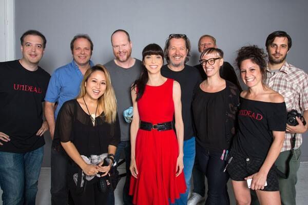 Juliet Landau Joss Whedon Undead Crew