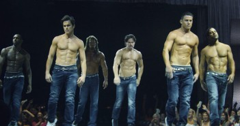 agic Mike XXL Cast Shirtless