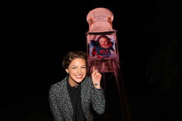Melissa Benoist Supergirl Watchtower