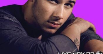 Nick Jonas 2015 American Music Awards