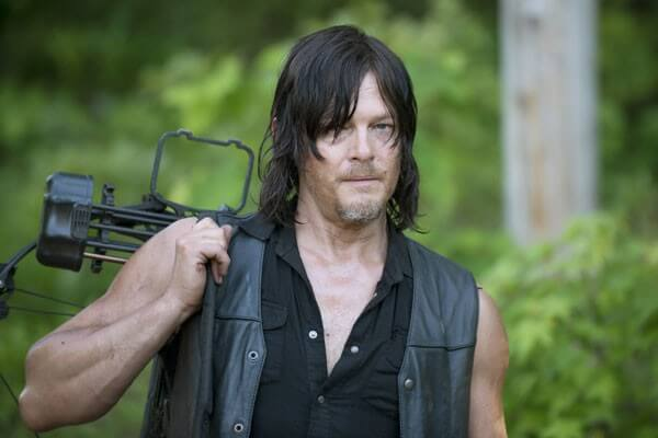 The Walking Dead Norman Reedus Season 6