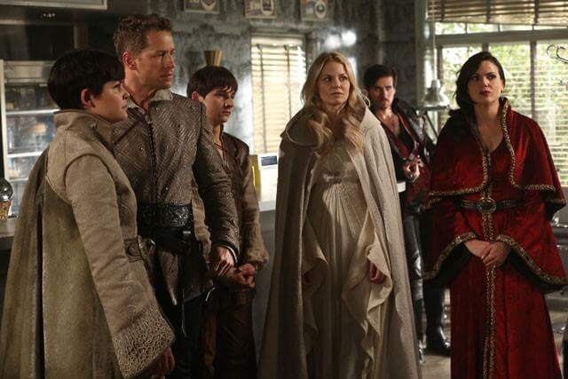 Once Upon a Time Season 5 Episode 5 Cast