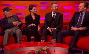 Robert De Niro, Anne Hathaway, Kenneth Branagh, and Tom Hiddleston