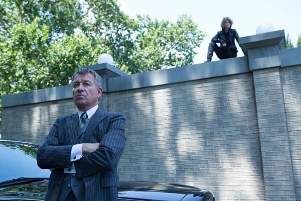 Gotham Sean Pertwee and Camren Bicondova