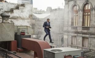 Daniel Craig as Bond in Spectre