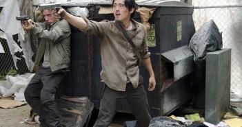 Steven Yeun Michael Traynor Walking Dead Season 6