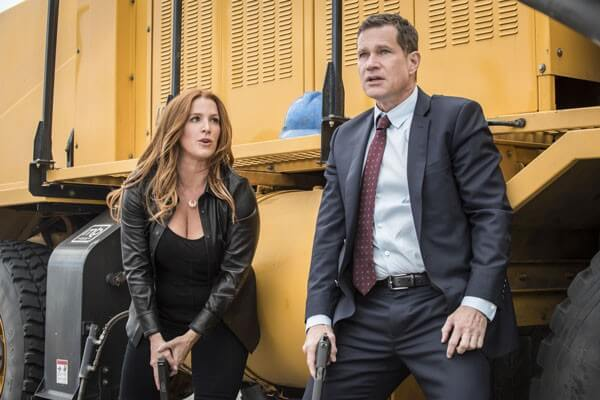 Unforgettable Poppy Montgomery Dylan Walsh Season 4