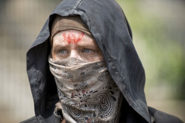 The Walking Dead Season 6 Melissa McBride