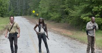 Walking Dead Season 6 Episode 1 Photo