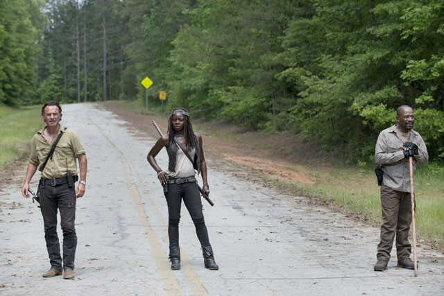 Walking Dead Season 6 Episode 1 Photo