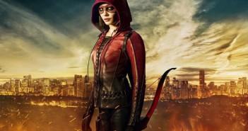 Willa Holland Speedy Arrow Costume