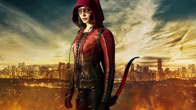 Willa Holland Speedy Arrow Costume