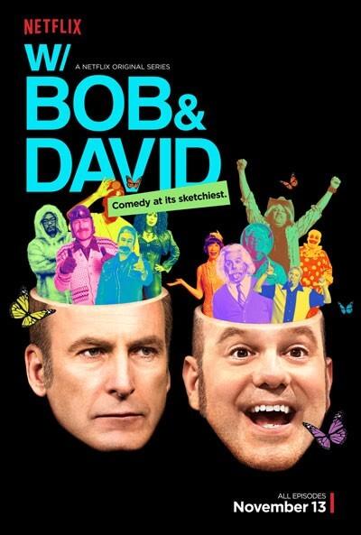 W/Bob and David Poster