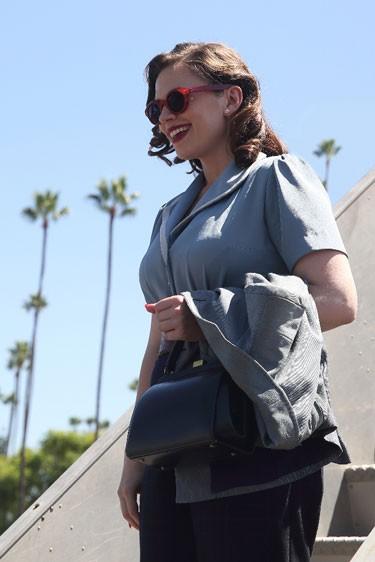 Marvel's Agent Carter Hayley Atwell Season 2