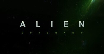 Alien Covenant Title Treatment