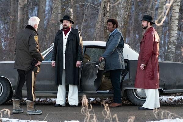 Bokeem Woodbine Ted Danson Fargo Season 2