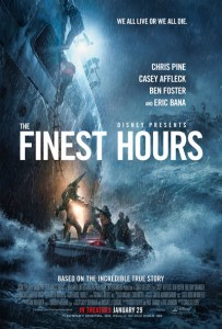 The Finest Hours Poster