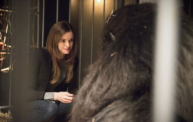 The Flash Danielle Panabaker Grodd Season 2 Episode 7