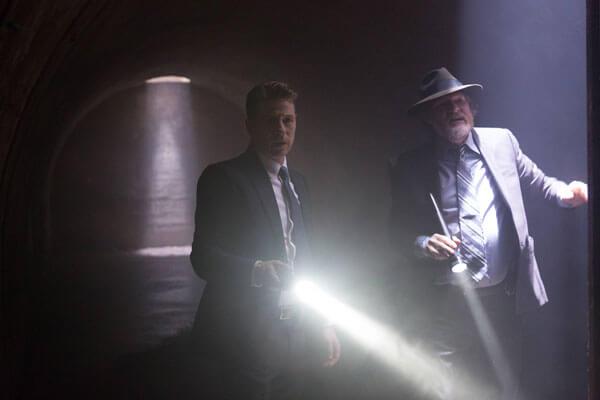 Gotham Ben McKenzie Donal Logue
