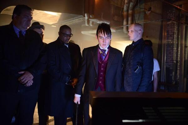 Gotham Season 2 Episode 7 Robin Lord Taylor