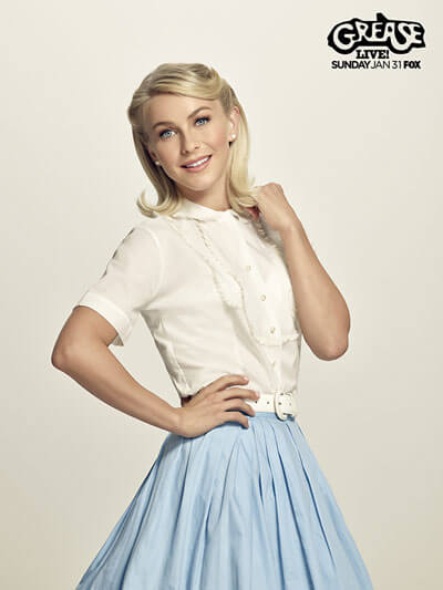 Grease Live Julianne Hough Poster